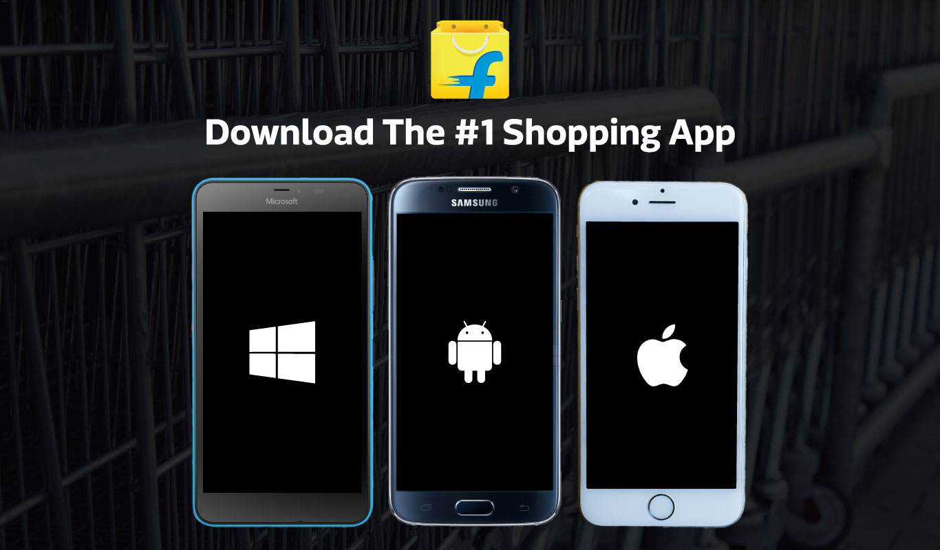 How to download the Flipkart Mobile App