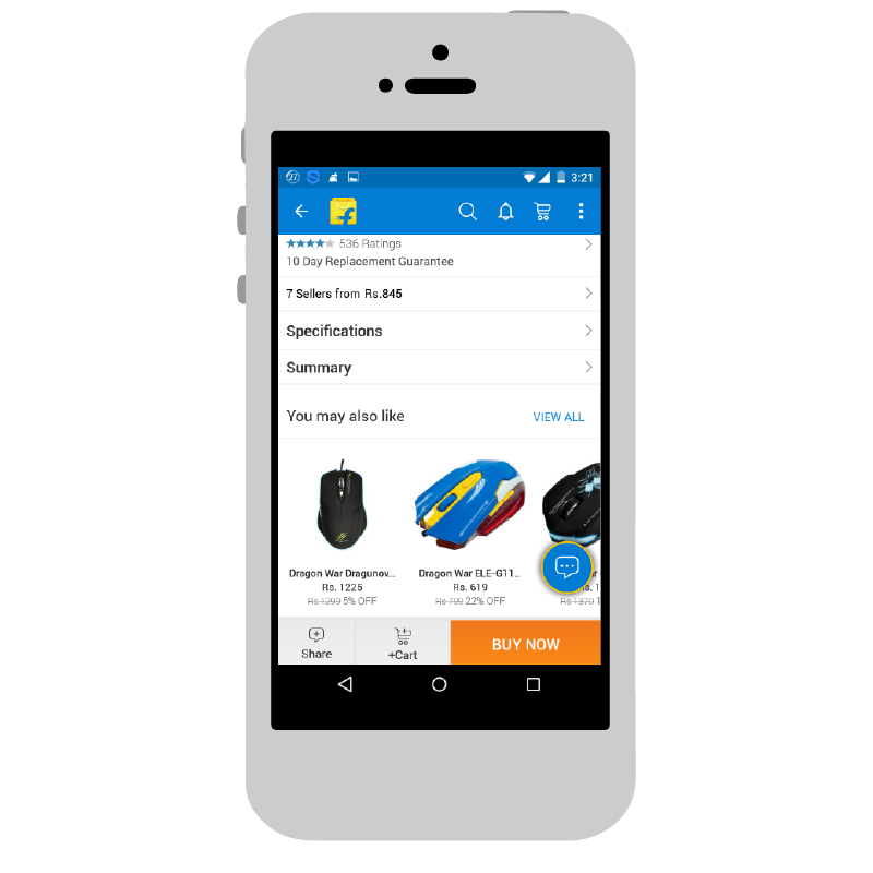 Flipkart Mobile App