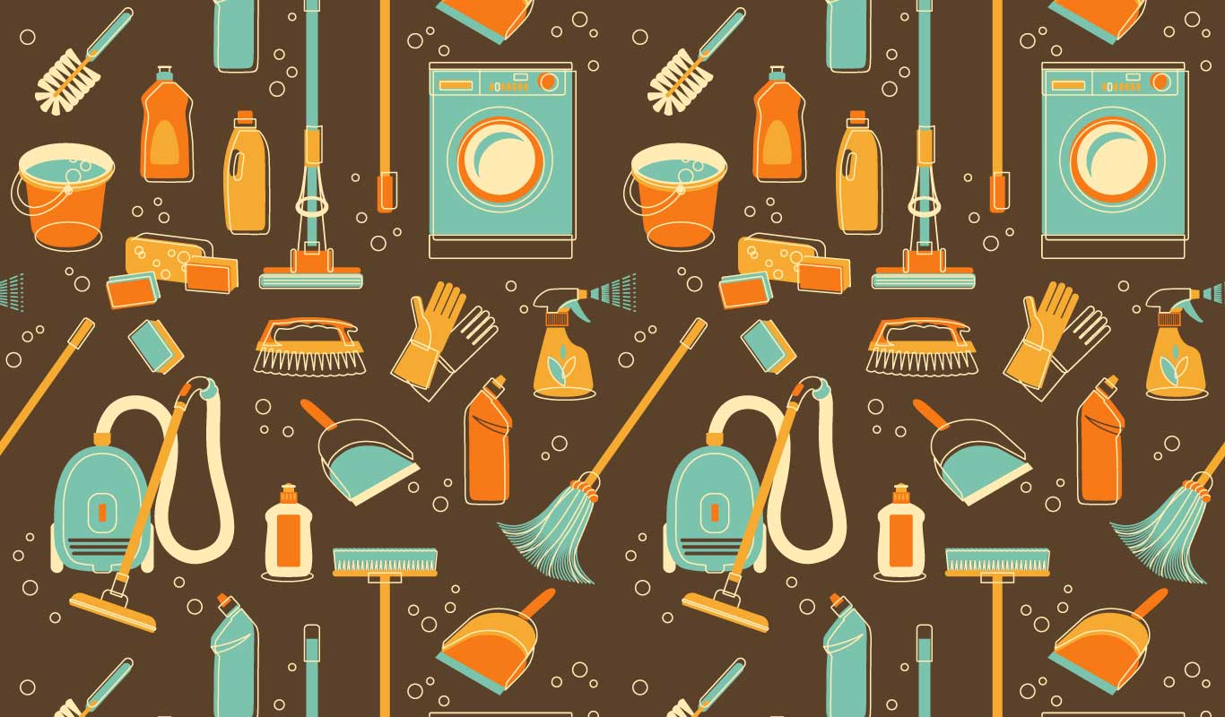 Get your home sparkly clean with this guide