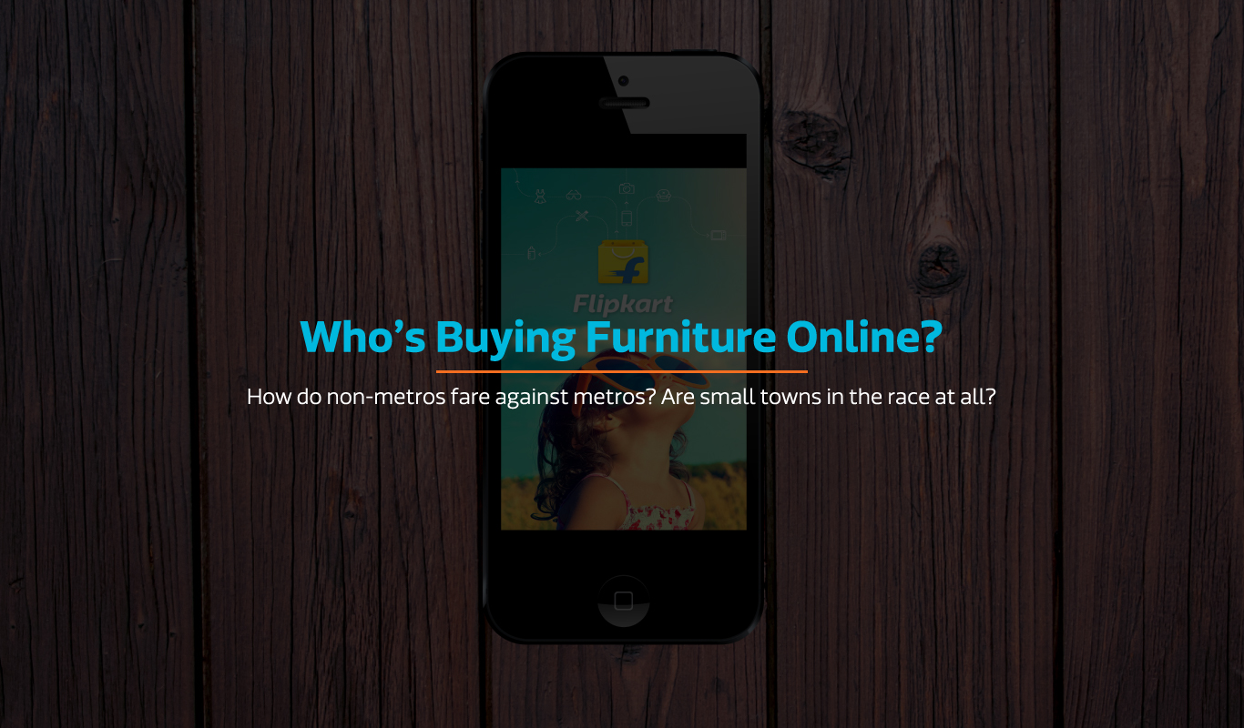 Buying furniture online – small-town India is shopping big