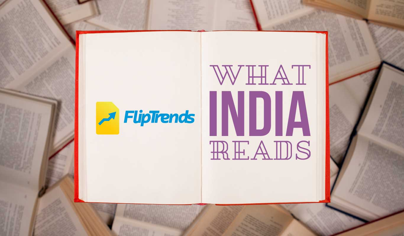 #FlipTrends – The books that India read in 2015