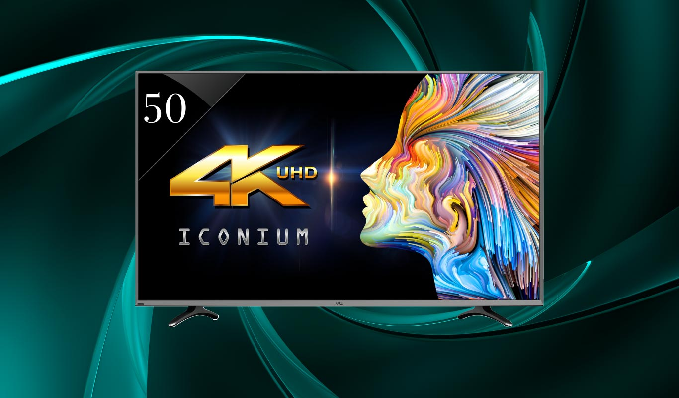 Vu Iconium TV – Smart, Netflix-ready and available on Flipkart