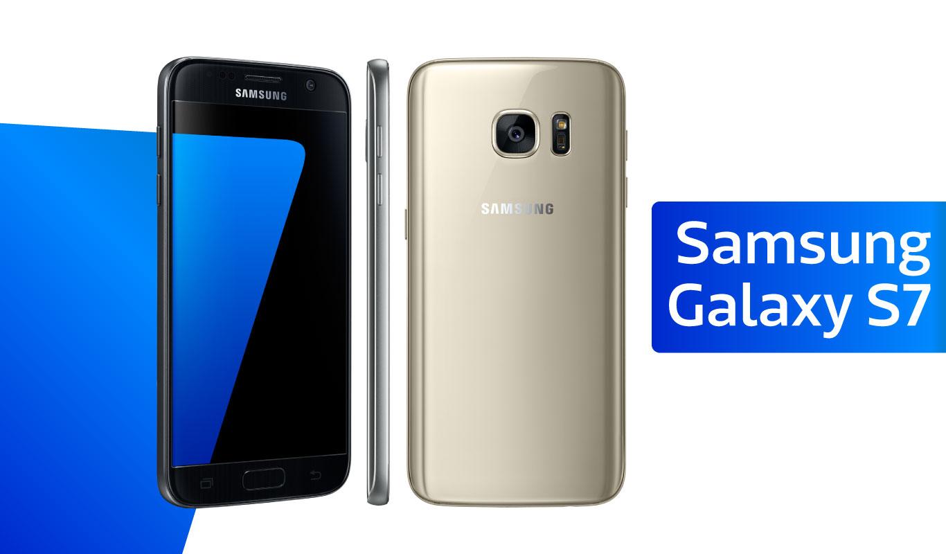 Samsung Galaxy S7 – #FlipkartUnique