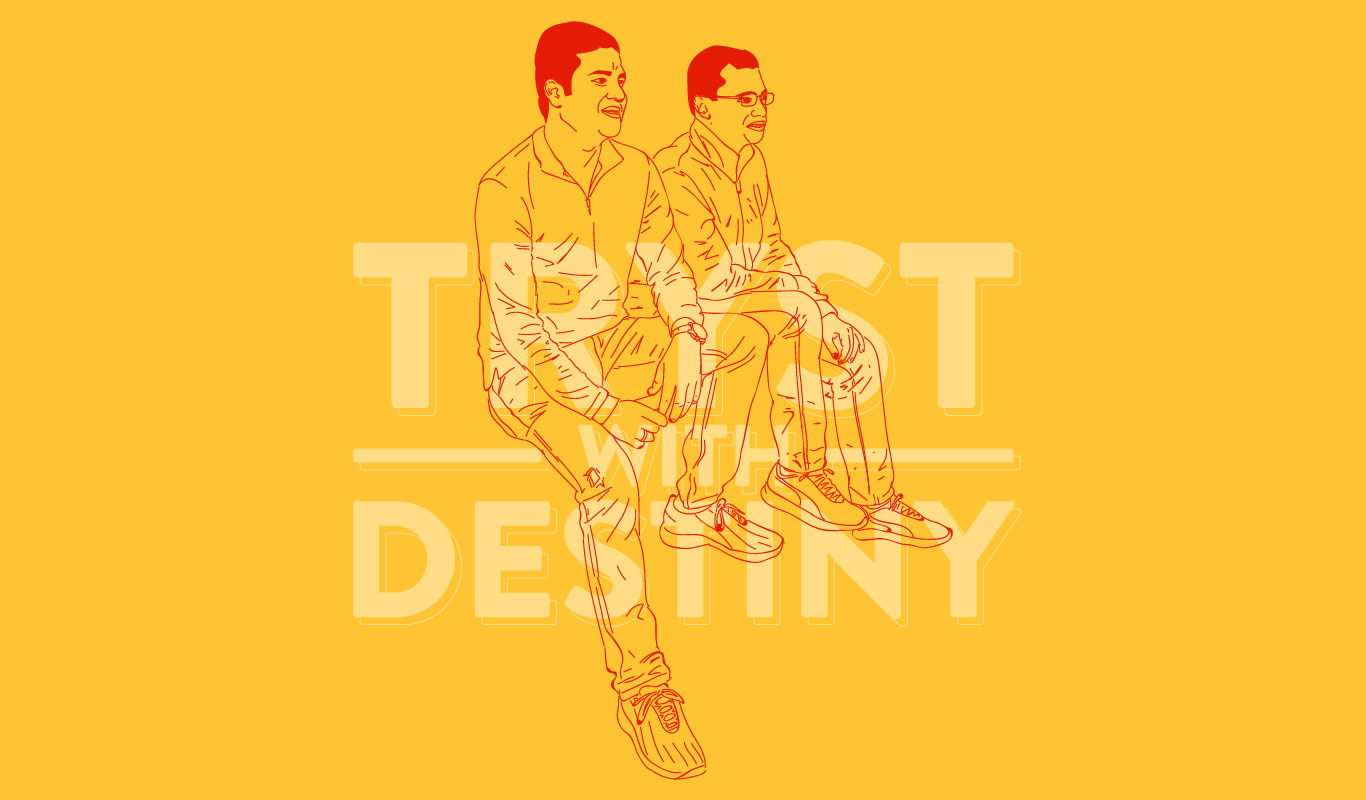 At IIT Delhi, Flipkart founders relive a tryst with destiny