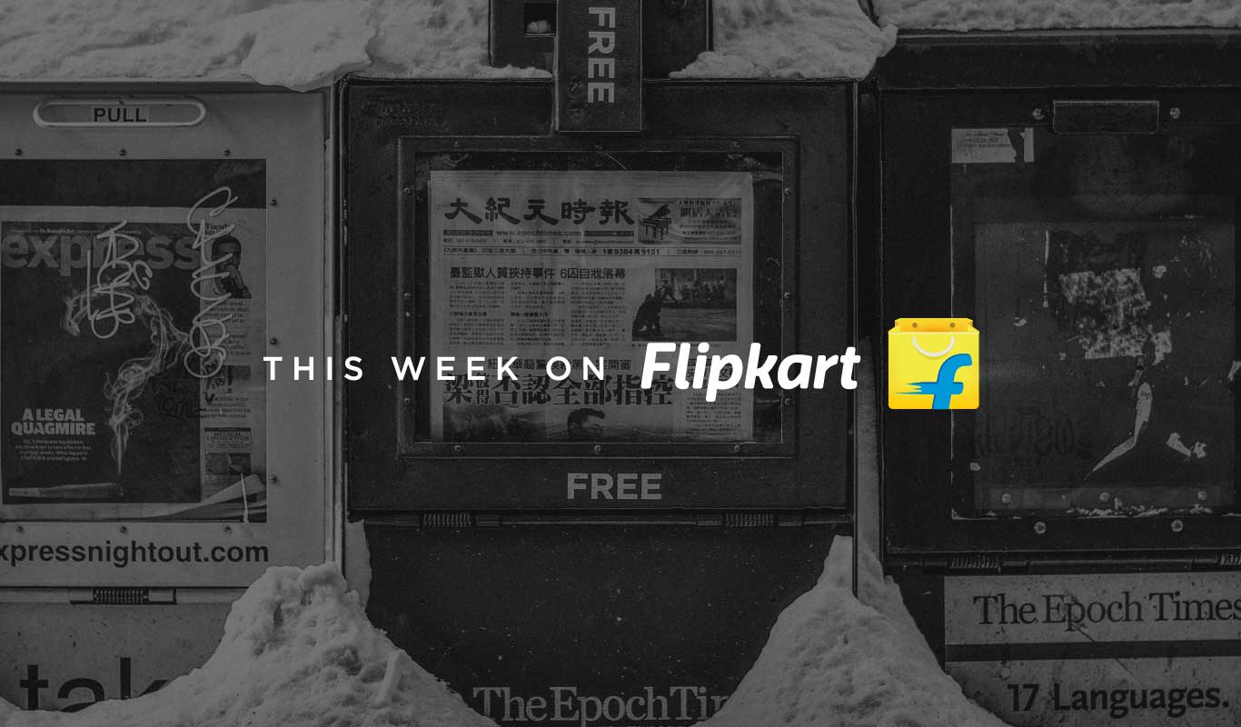 Flipkart News Update – April 2016