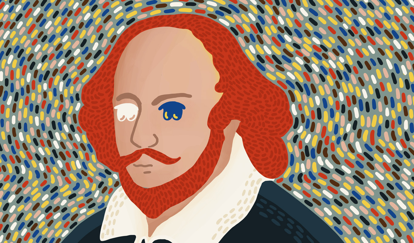 William Shakespeare for the modern world