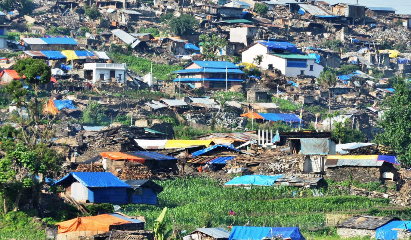 Recouping from the 2015 Nepal-Bihar Earthquake – Honoring the human spirit