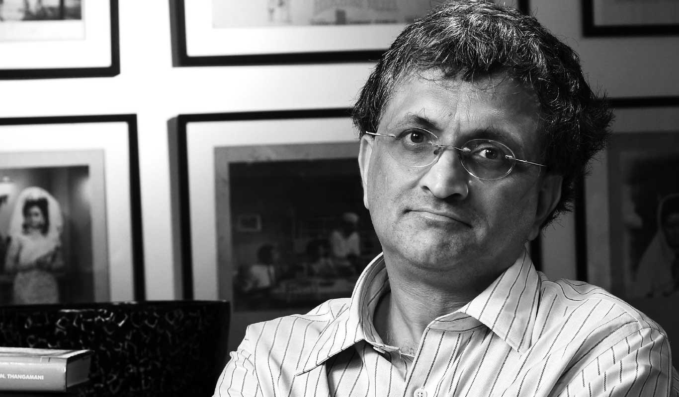 Celebrating Ramachandra Guha, history's witness