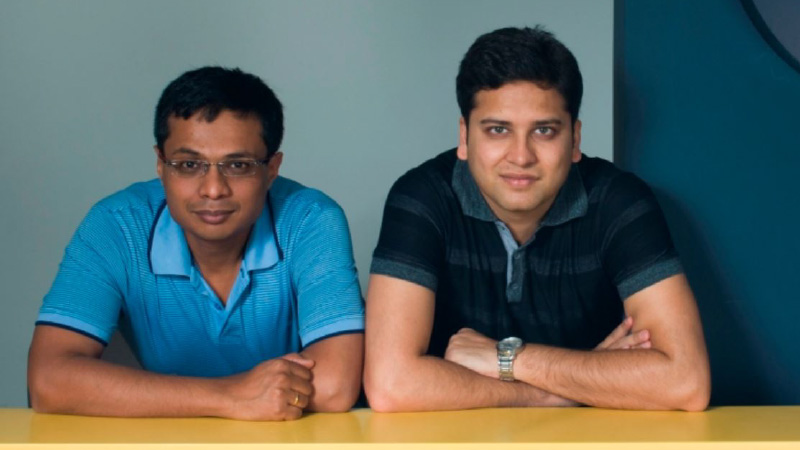 Flipkart founders Binny Bansal & Sachin Bansal named to 2016 TIME 100