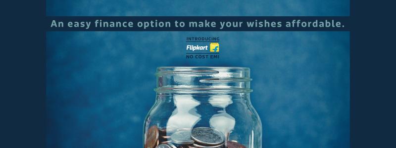 Flipkart No Cost EMI