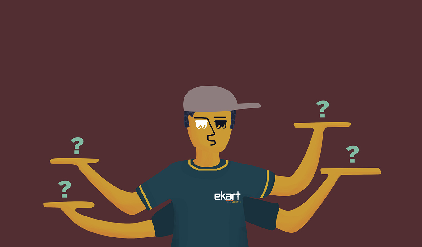 EKart Puzzle: Can you deliver the answers?
