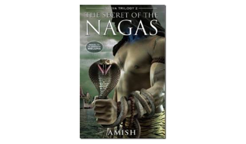 The Secret of the Nagas by Amish - Buy on Flipkart