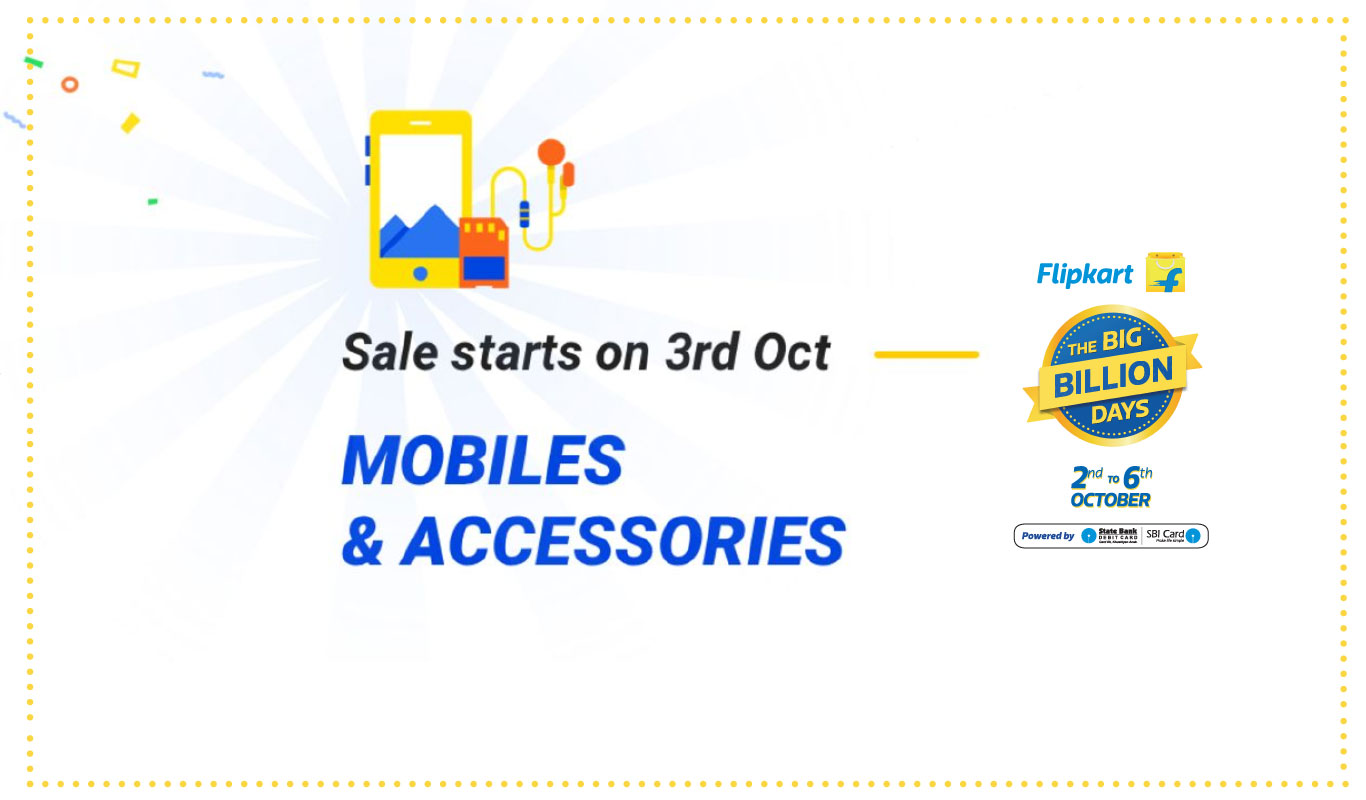 Mobile phone offers are bigger, better & smarter on #BigBillionDays