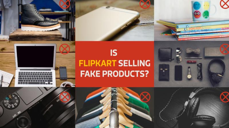 क्या फ़्लिपकार्ट पर नकली उत्पादों की बिक्री होती है? इसके सही उत्तर यहाँ दिए गए हैं