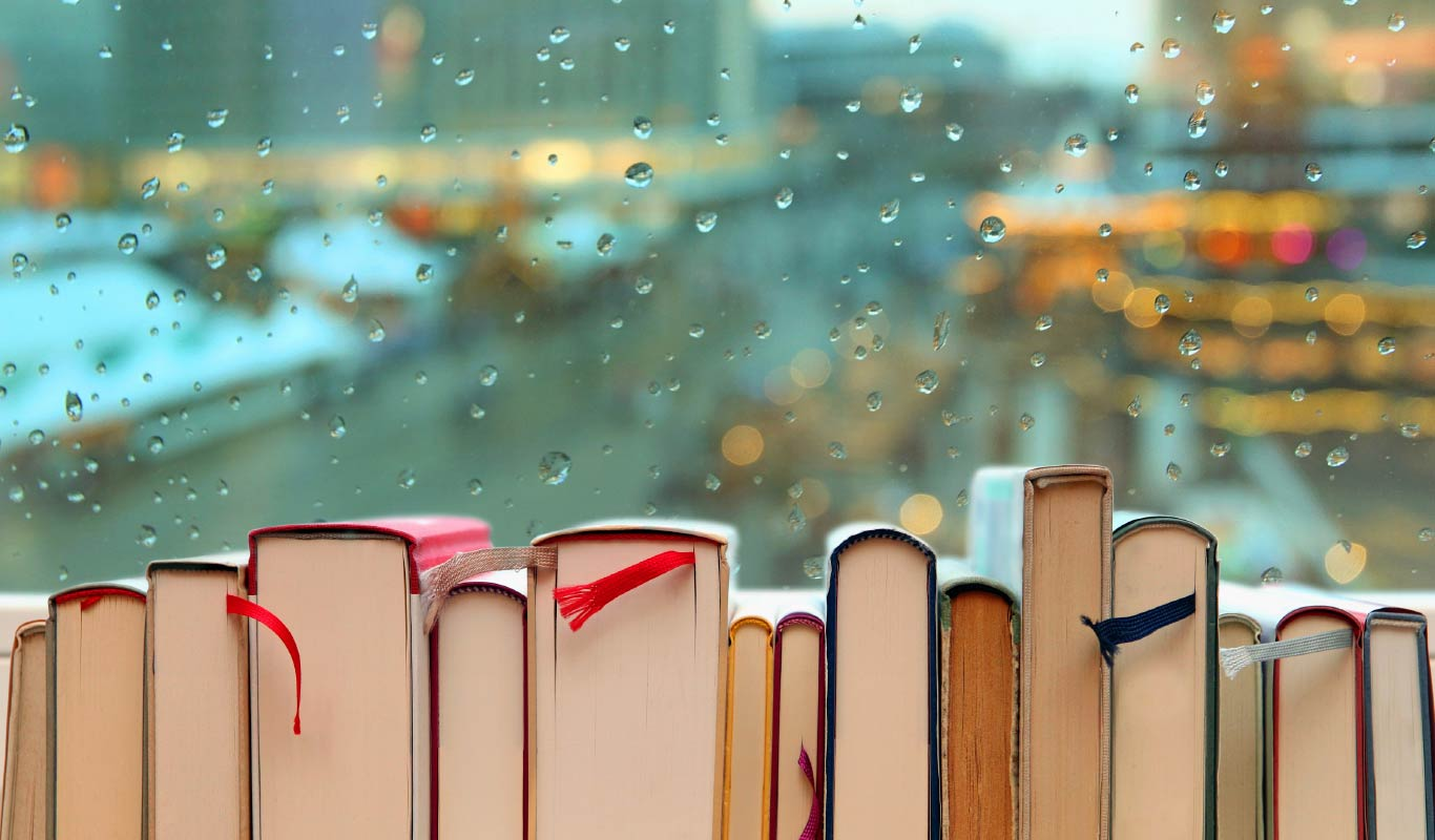 Top 5 pre-order books for your monsoon must-read list