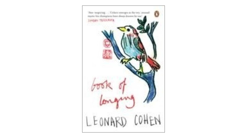 Leonard Cohen - Book Of Longing