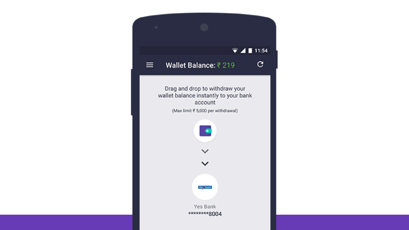 PhonePe app from Flipkart