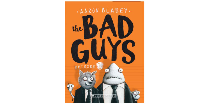 Aaron Blabey | The Bad Guys