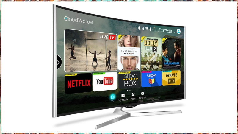 Flipkart Exclusive - CloudWalker TVs
