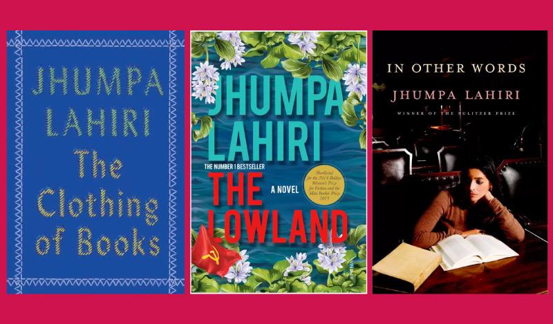 Indian women writers - Jhumpa Lahiri