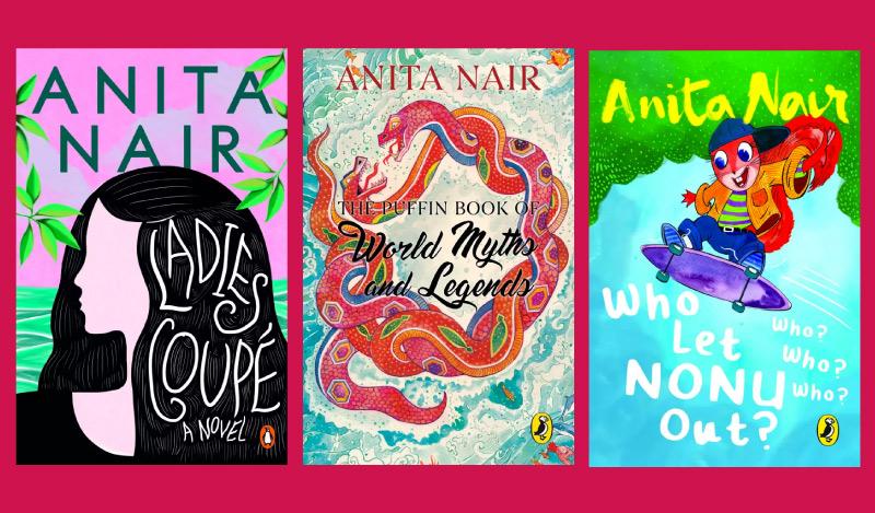 Indian women writers - Anita Nair