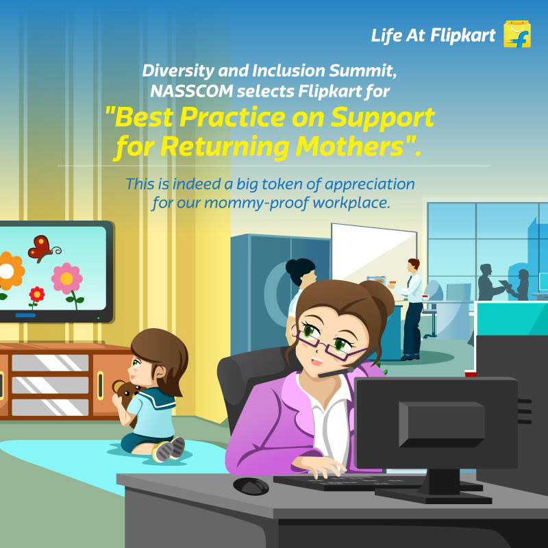 Flipkart employee benefits