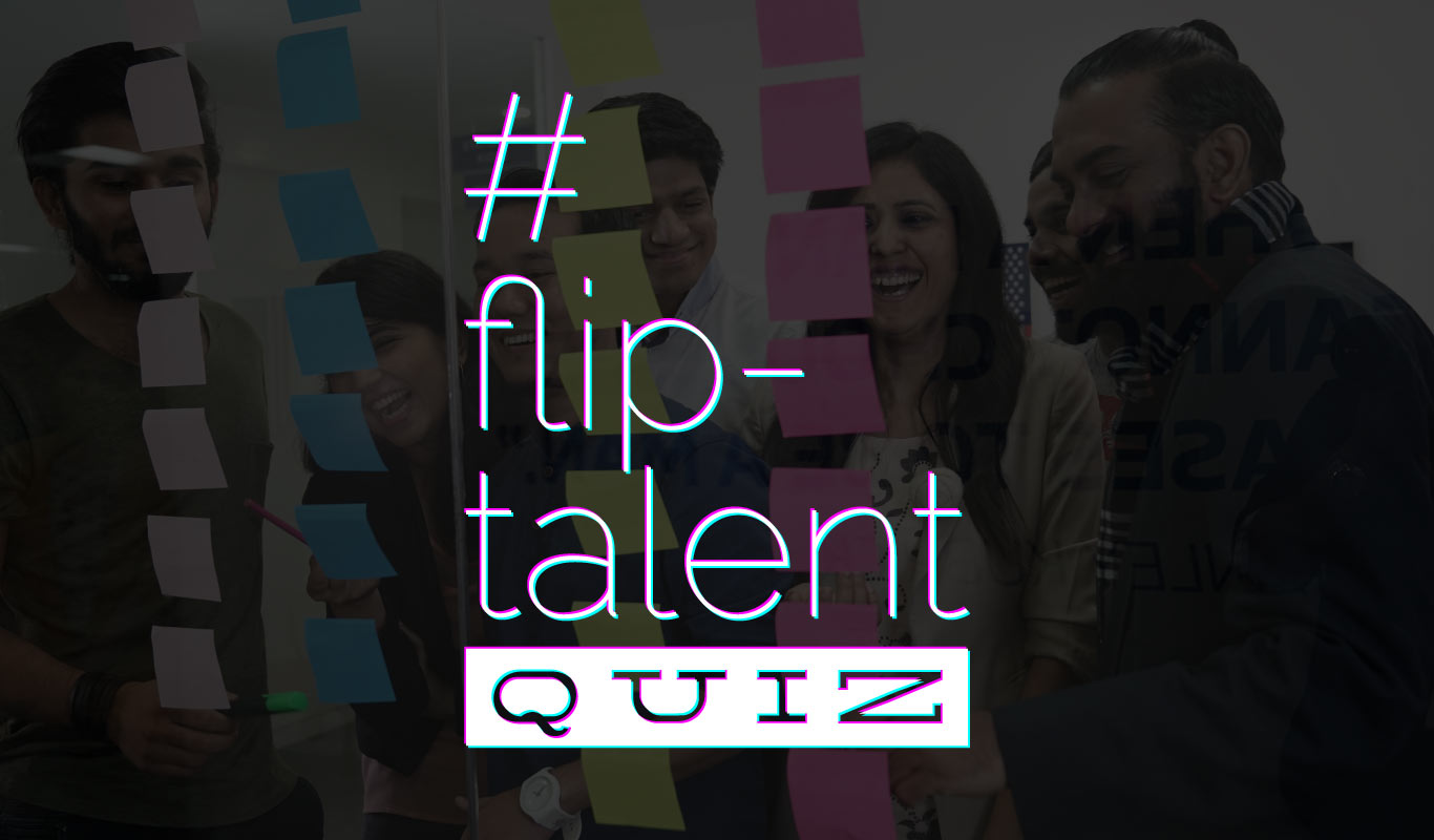 Play the #FlipTalentQuiz – The Flipkart Month of Talent contest