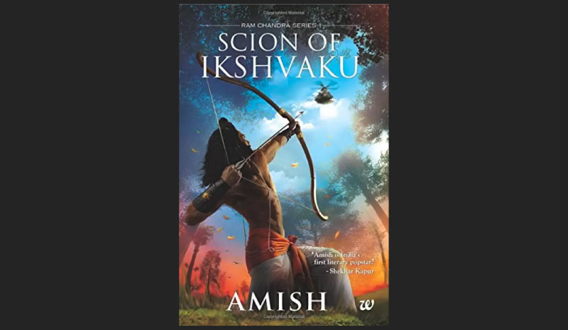 Amish Scion of Ikshvaku
