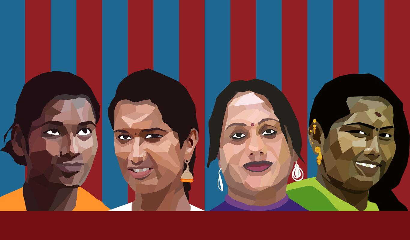 The Speaking Wall – Flipkart's transgender customers paint a message
