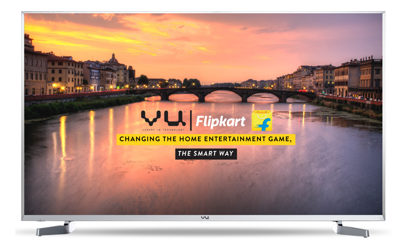 How the Flipkart – VU TV partnership is redefining home entertainment in India