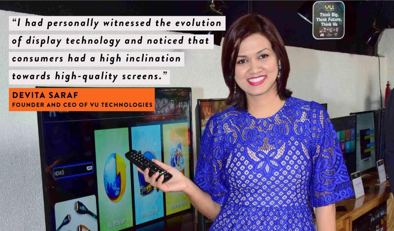 Flipkart VU TV partnership