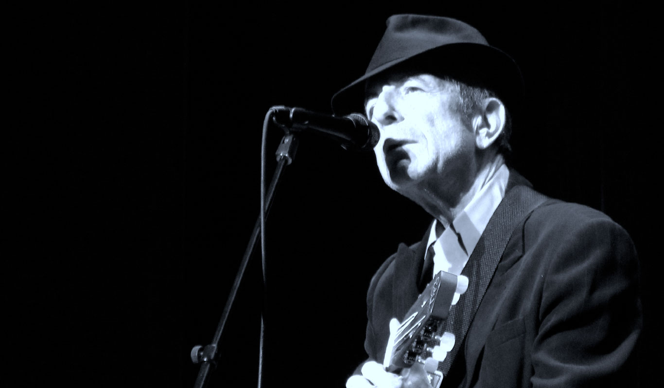 5 Leonard Cohen books that fans must read