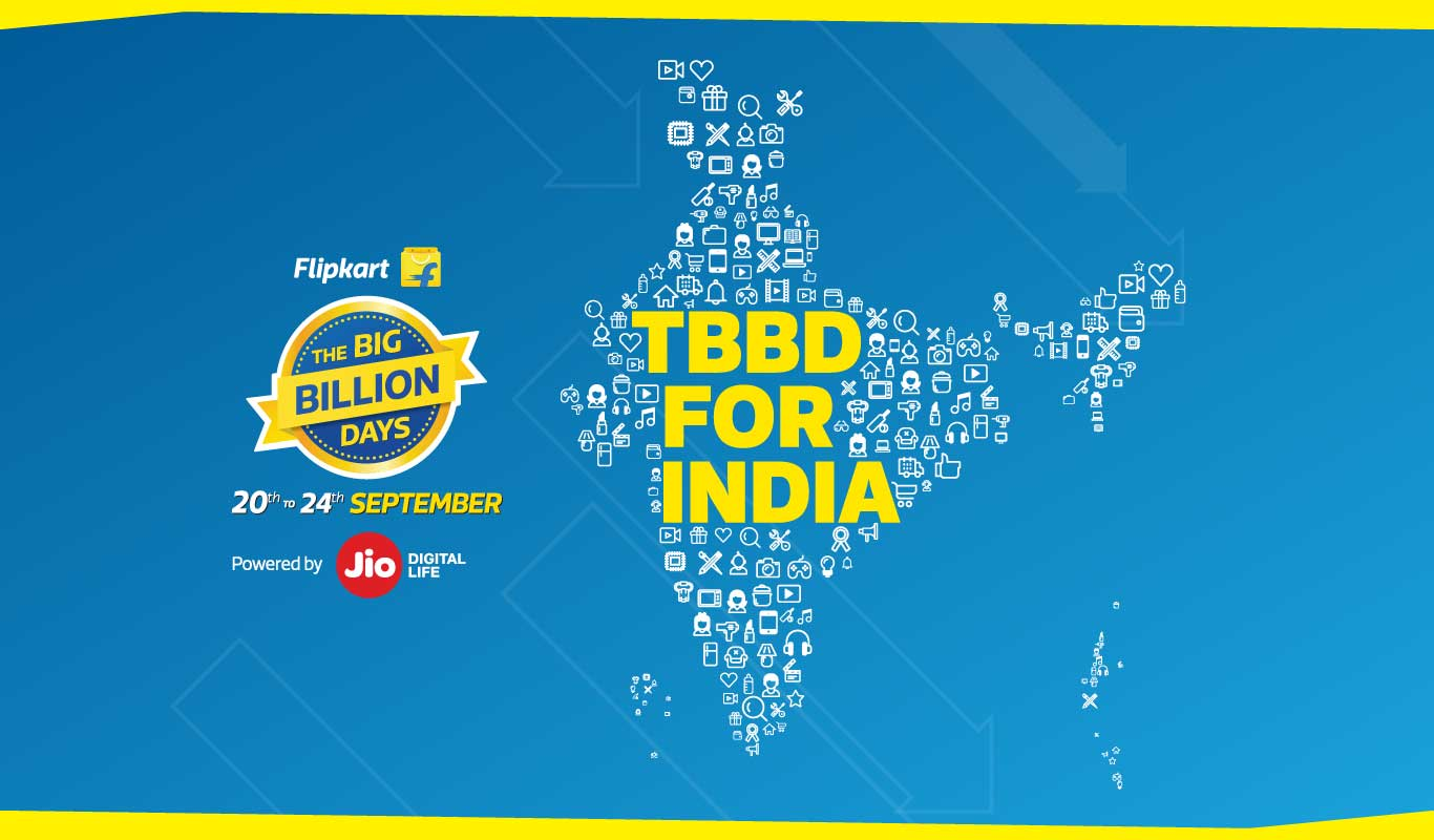 Music video — Flipsters groove 'For India' ahead of Big Billion Days