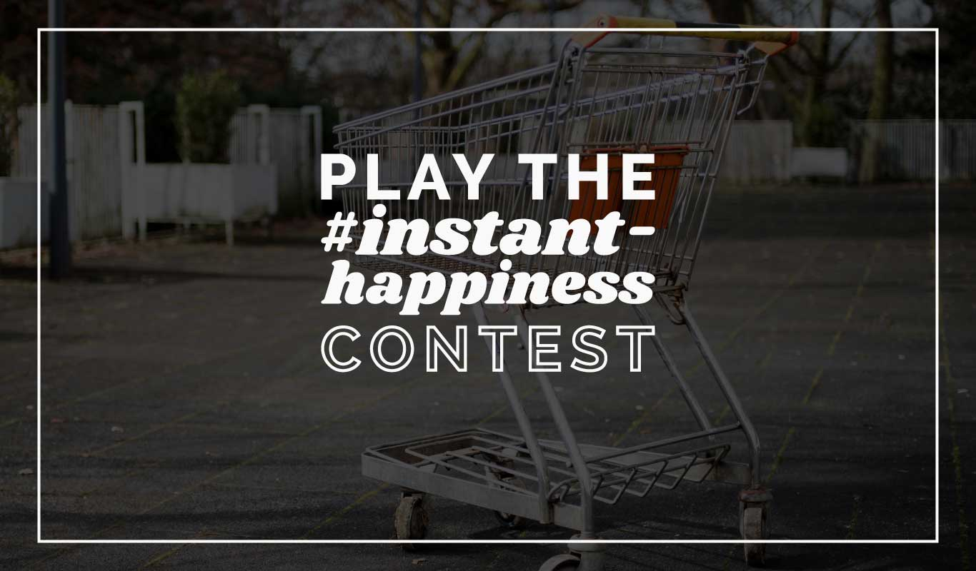 Play the Flipkart #instanthappiness video contest & win!