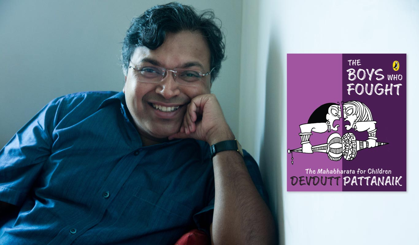 What can kids learn from Indian epics? Ask Devdutt Pattanaik