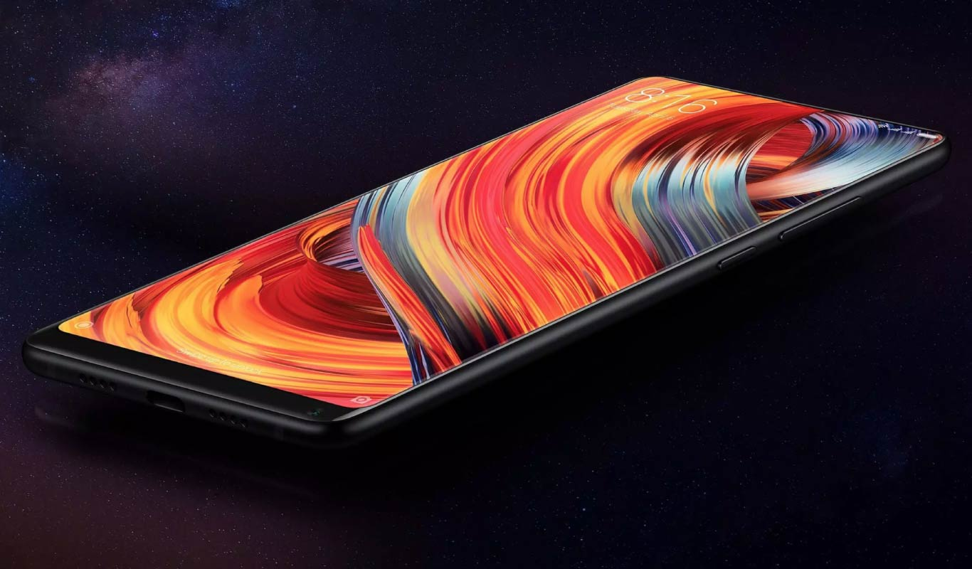 Get the festive feel this Diwali with the Mi Mix 2