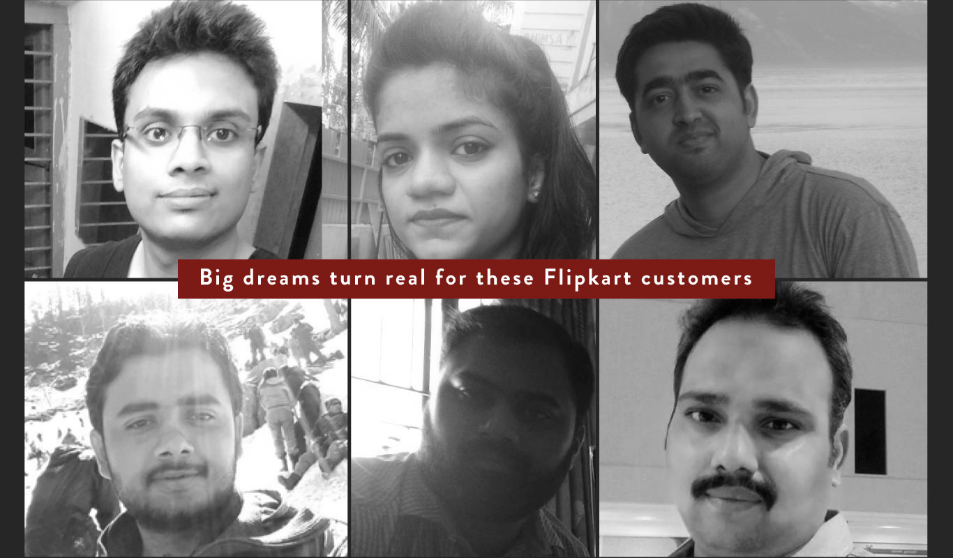 Large appliance customers of Flipkart speak up, with a big smile
