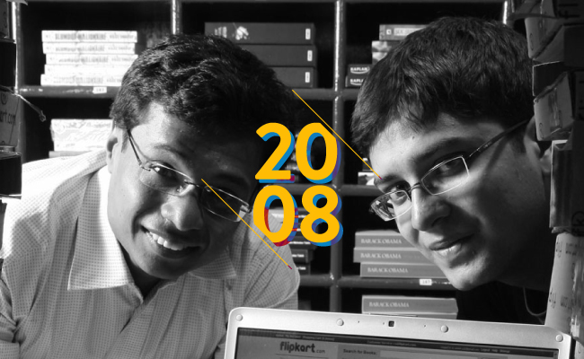 2008 | Building blocks – Putting the Indian customer first