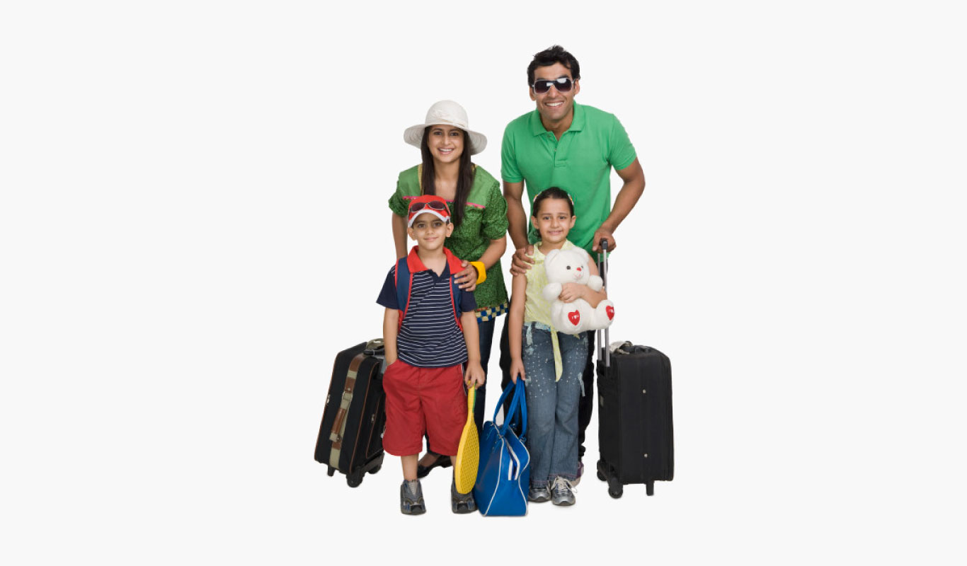 Essentials for the perfect family weekend getaway