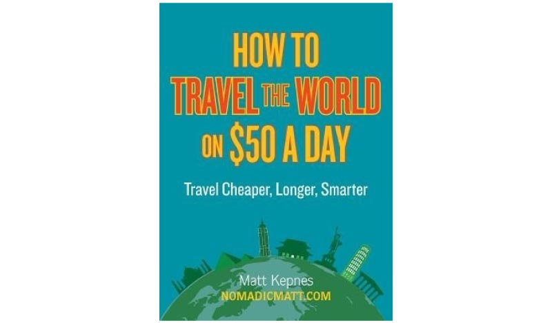 books on world travel