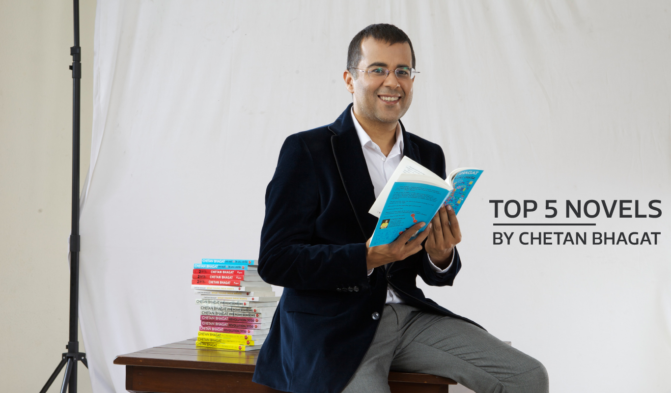 A tribute to Chetan Bhagat on his birthday