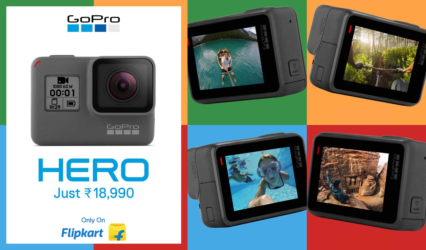 Adventure has a new name: The latest GoPro HERO