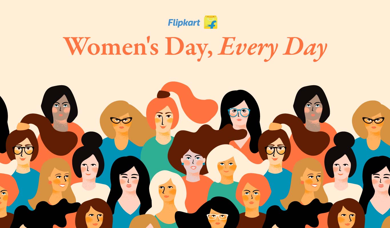 Flipkart's diversity drive makes every day Women's Day