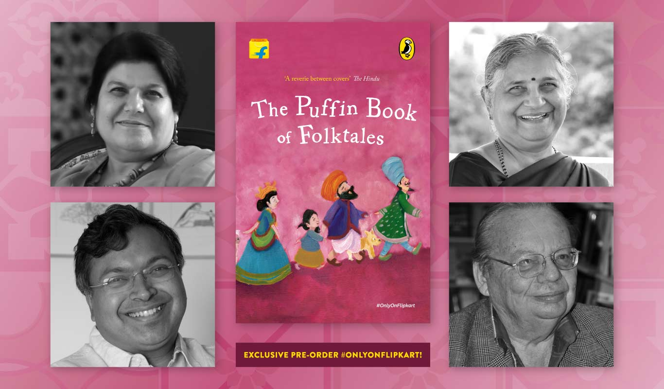 The Puffin Book of Folktales — #FlipkartUnique offer