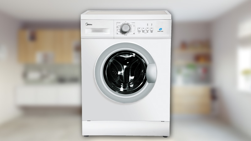 Midea Front Load Washing Machine