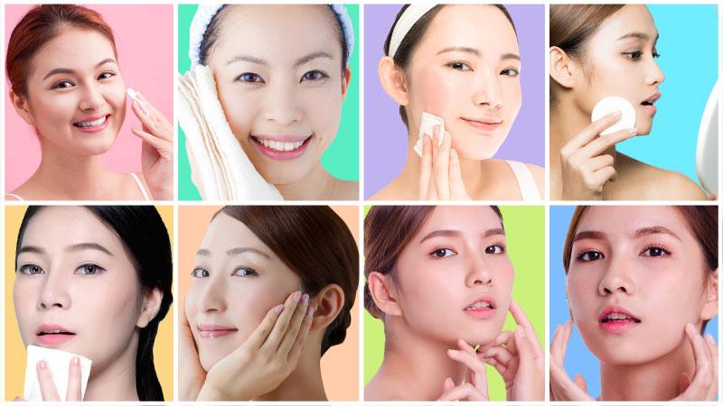 Skin basics: How to master the 8 steps of Korean skincare