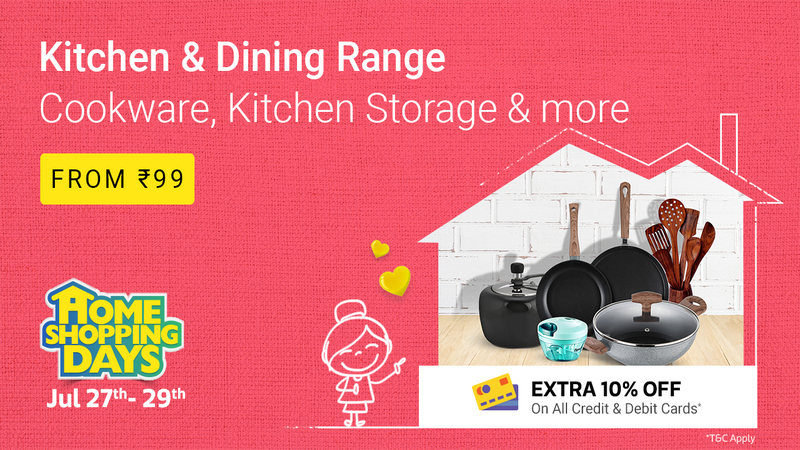 Flipkart Home Shopping Days 2018