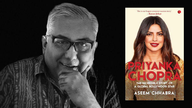 Priyanka Chopra's journey is remarkable: author Aseem Chhabra on the global superstar