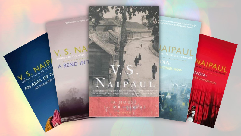 From #TLDR to #TIL – A guide to reading Naipaul in 2018