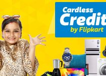 Shop with upto ₹1 lakh credit and pay later with Flipkart's Cardless Credit